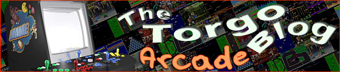 The Torgo Arcade Blog
